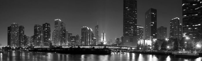 Northside Heights 'Black and White' by Manbehindthelens