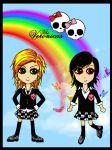 Chibi Veronicas by tabeck
