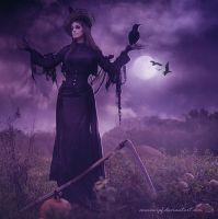 Scarecrow by annewipf