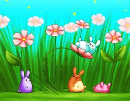 May Flower Fun by celesse