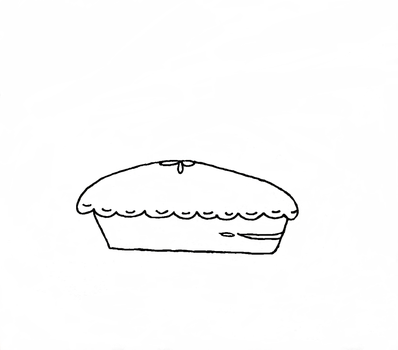 Drawing Challenge Day 3: Favorite Food by DoBetter2105