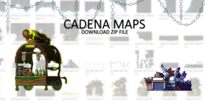 CADENA MAP PACK by Fluffycloudkit