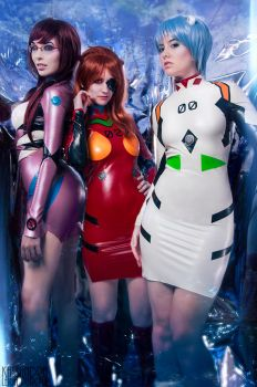 Evangelion by KassandraLeigh