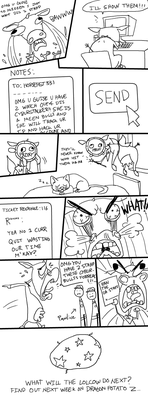 Tale of the Potato Lolcow by revenge-of-the-chip