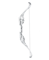 Winged Bow by VegettoGT4
