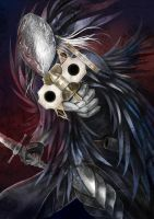 The Bloody Crow is about to stagger you by LazyRemnant