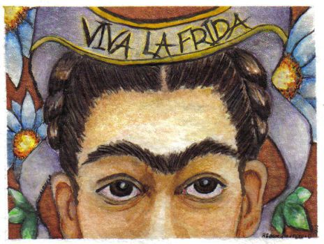 Frida Kahlo AAboard May Projec by SwDreamWvr