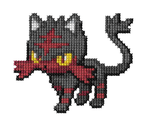 725 - Litten by Devi-Tiger