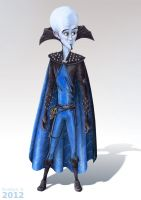 Megamind tutorial picture 2 by eleathyra