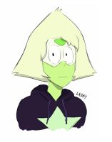 'Redeemed' - Peridot's New Hair Design by AbbitraryLabby