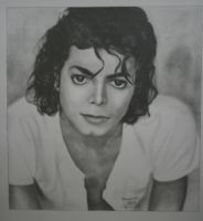 Looking Into Michael's Eyes by 1brownchocolate