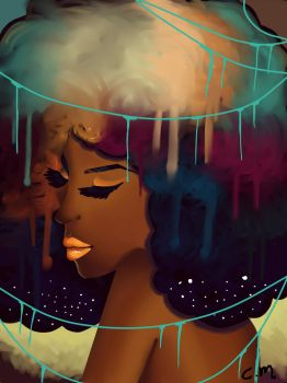 Afro by chloem56