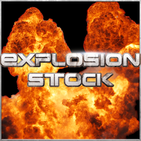 Explosion Stock - Set 2 by JosiahReeves