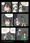 HS LC - minicomic jake: Be in pain p2 by ChibiEdo