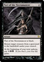 Pact of the Necromancer by JTMS