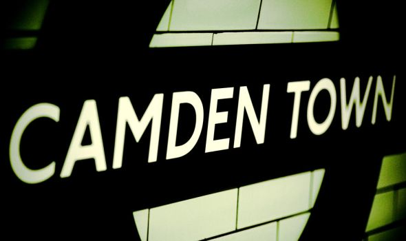 Camden Town by mellow-d