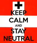 Keep Calm and Stay Neutral by Allora1313