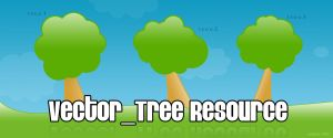 Vector.Tree.Resource vol.1 by eupholic