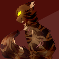 Tigerstar by MarshuKitty