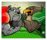 Ceres Football Tab Cover by haroldgeorge-gsting