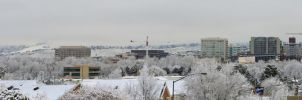 Boise Winter Capital by ShawnHenry