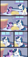 Comic Block: What Siblings Are For by dm29