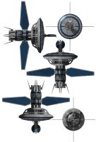 Earth Force One Schematic by arrghman