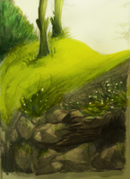 Burrow by ImperfectEnthusiast