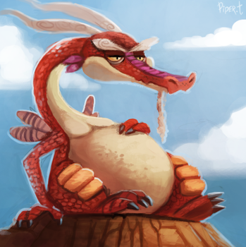 DAY 179. Valoo (30 Minutes) by Cryptid-Creations