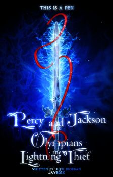 (wattpad cover) Percy Jackson and the Olympians by jLpanganiban