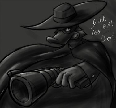 Darkwing Duck by gts