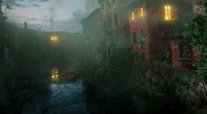 Early Morning In The Slums by FreeMind93