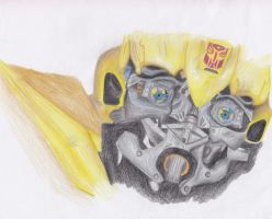bumblebee by mafermoreno