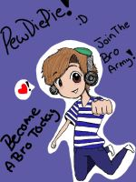 PewDiePie by anto99