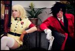 Hellsing: Pieces by icequeenserenity