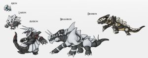 Iron Lizards by Either-Art