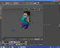 I don't know how to use Cinema4D by chiickens