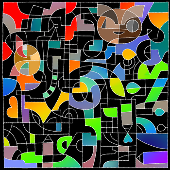 Abstract Thing by Kerco