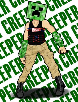 Creeper by Snafufun