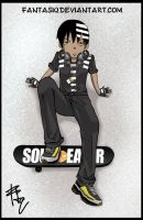 Skateboard_kid_soul_eater by fantasiq