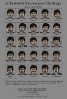 25 Essential Expressions: Aaron by H-M-M