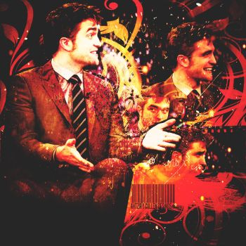 Robert Pattinson Blend by ArzCullenEditions