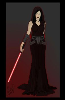 Long time no Sith by LaelP