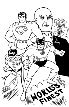 World's Finest! by scootah91