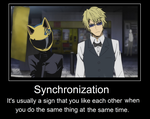 Synchronization by NilesDaughter