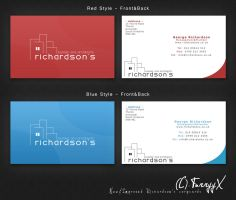 Improved Richardsons CorpCards by furryyx