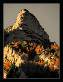 Bucegi Mountains 2 by body-poetry