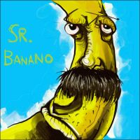 Mr. Banano by tomaslalala