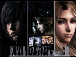FFVersusXIII Wallpaper by Animus-Leviathan08
