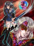 Bloodstained by carolriverart